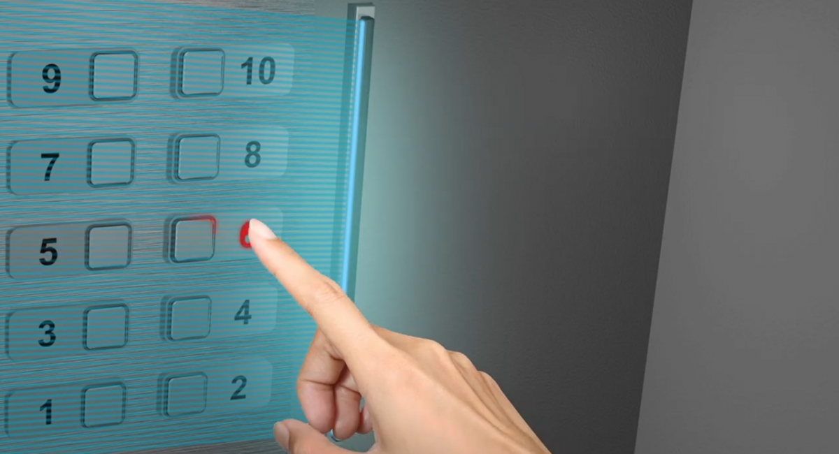 Touchless Elevator Control